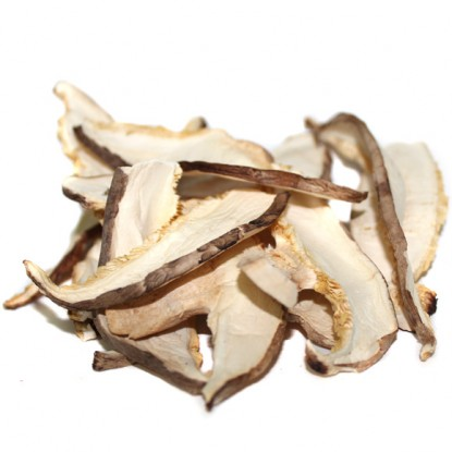 Dried Sliced Shi-itake 1 Lb.