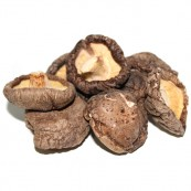 Dried Whole Shi-itake 8 oz