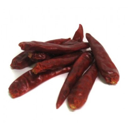 Dried Chile Japones 2 oz.