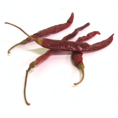 Dried De Arbol Chile 1 Lb.