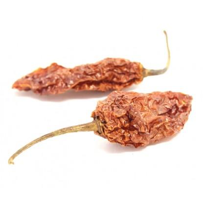 Dried Ghost Pepper 4 oz.