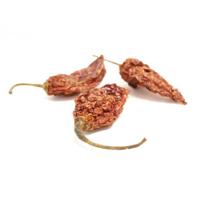 Dried Ghost Pepper 1 Lb.